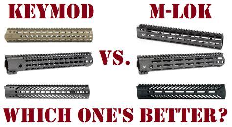 Main-Keyword Keymod Vs Mlok.