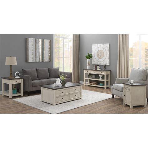 Keyser 4 Piece Coffee Table Set