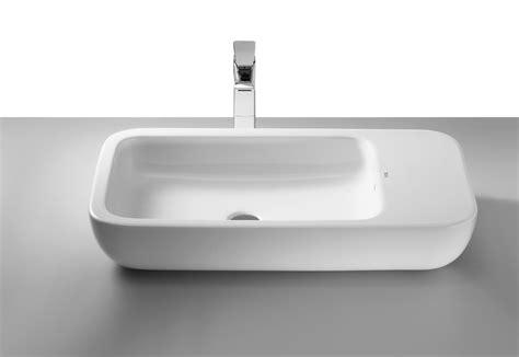 Khroma Waschtisch Mit Ablage Von Roca Stylepark