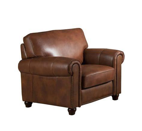 Kiaan Leather Club Chair
