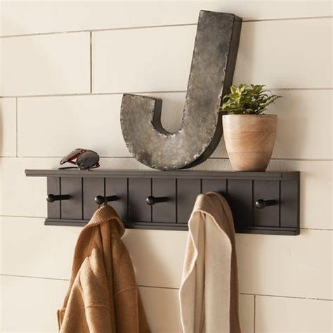 Kian Wall Mounted Coat Rack