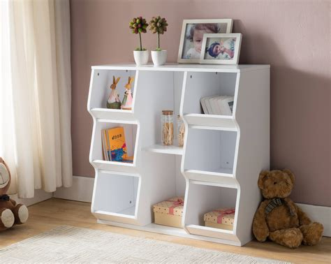 kids bookcases and storage
