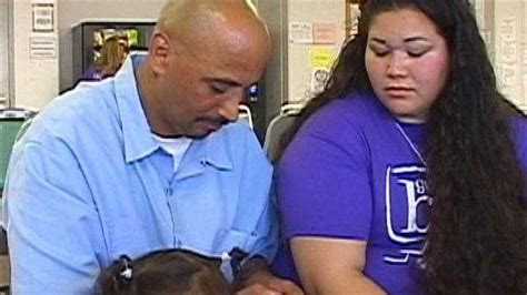 Kids Reunite With Incarcerated Fathers For Fathers Day Weekend