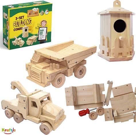 Kids Woodworking Project Kits
