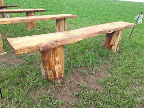 Kijiji Wooden Bench
