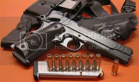 Wilson-Combat Kimber Mag Vs Wilson Combat.