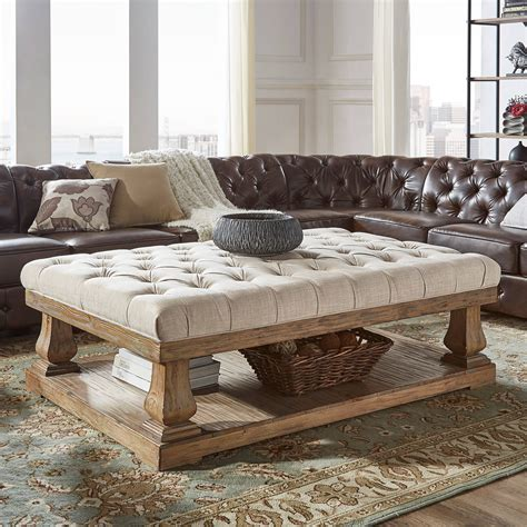 Kincer Tufted Coffee Table