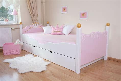 Kinderbett Mädchen 90x200