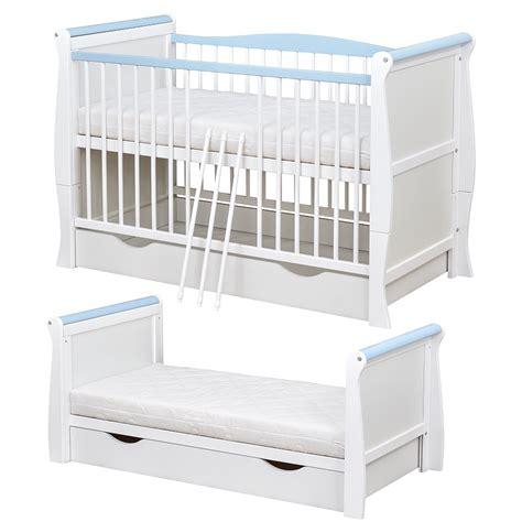 Kinderbett Weiß 70x140