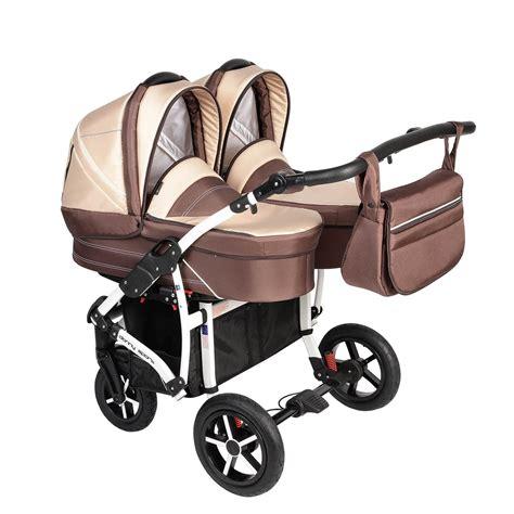 Kinderwagen Zwillinge