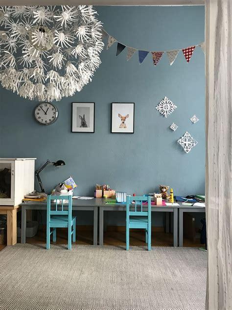 Kinderzimmer Wände Gestalten