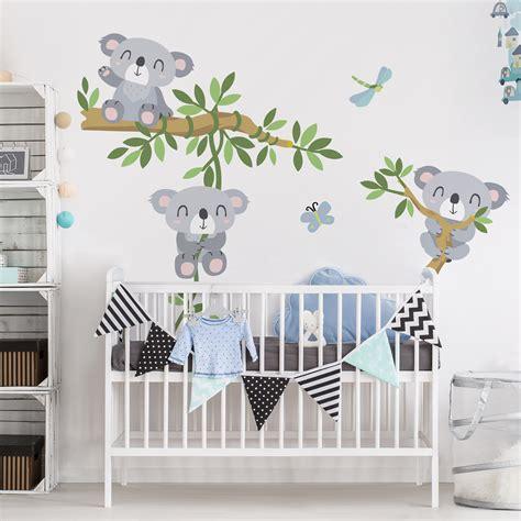 Kinderzimmer Wandtattoo