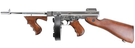 Tommy-Gun King Arms Thompson 1928 Airsoft Tommy Gun.