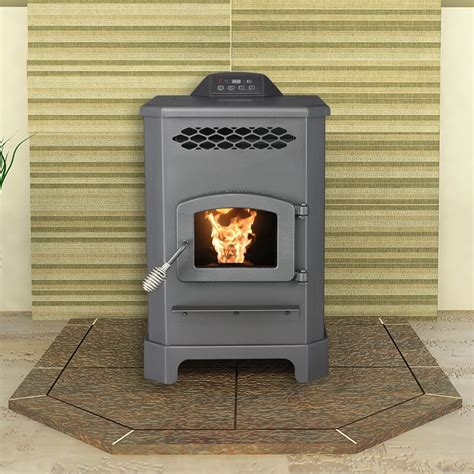 King Wood Pellets Stove
