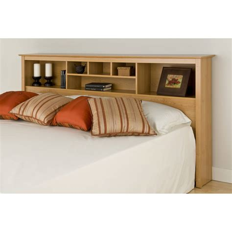 King Headboard With Storage