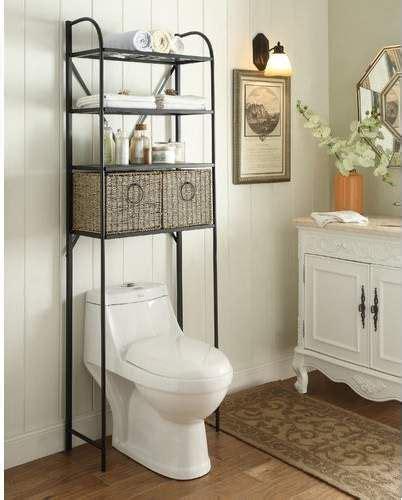 Kiowa 24 W x 71.5 H Over the Toilet Storage
