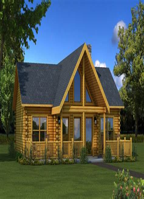 Kit Cabin Plans