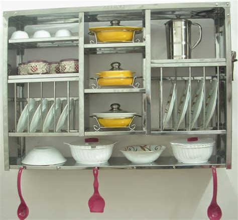 kitchen wall rack india
