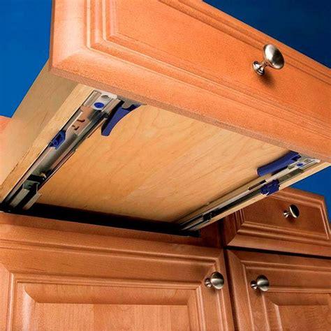 Kitchen Drawer Hardware Slides