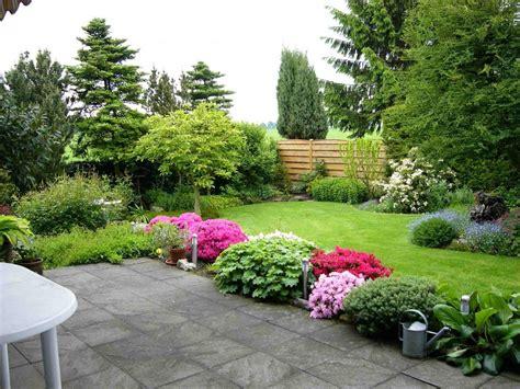 Klein Gartengestaltung