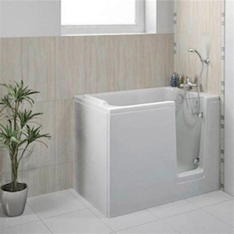 Kleine Badewanne Mit Tür Und Dusche