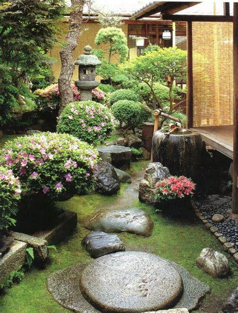 Kleiner Japanischer Garten Pflanzen