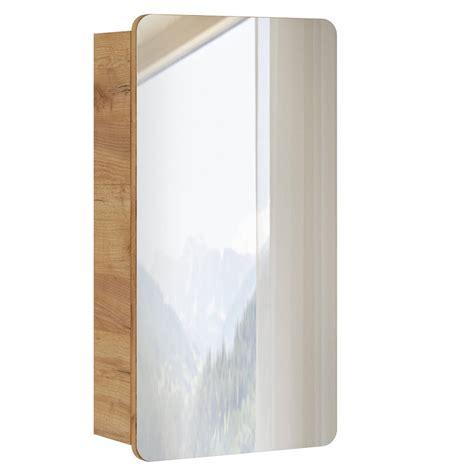 Kleiner Spiegelschrank