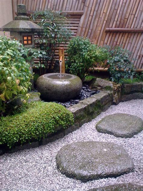 Kleiner Zen Garten
