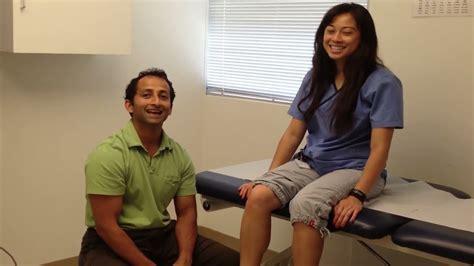 knee tendonitis massage youtube