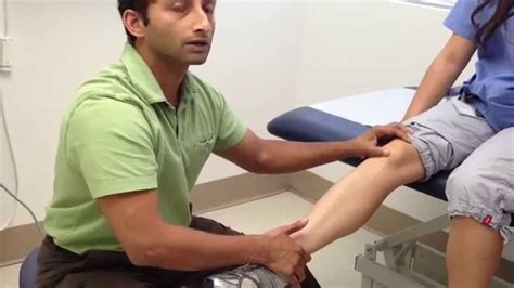 knee tendonitis massage youtube videos
