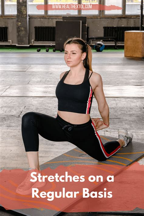 kneeling hip flexor stretch muscles laughing gif with sound