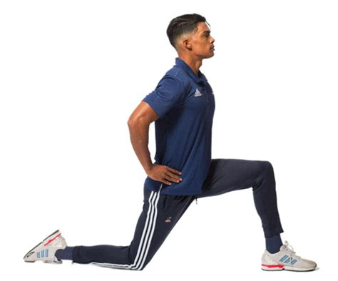 kneeling hip flexor stretch muscles procerus technologies used in education