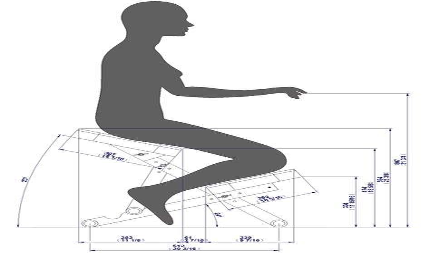 Kneeling Chair Plans