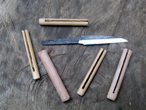 Knife Handle Making