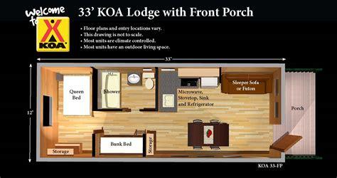 Koa Cabin Plans