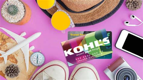 Kohls Credit Card Security Questions