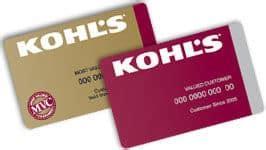 Kohls Credit Card Apr Department Store Credit Cards For Poor Or Bad Credit
