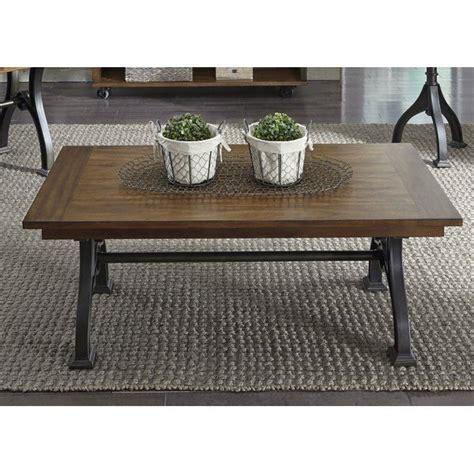 Komi Rectangular Coffee Table