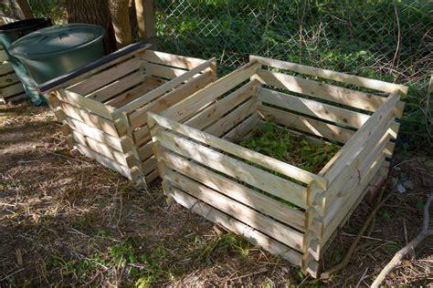 Kompost Selber Bauen