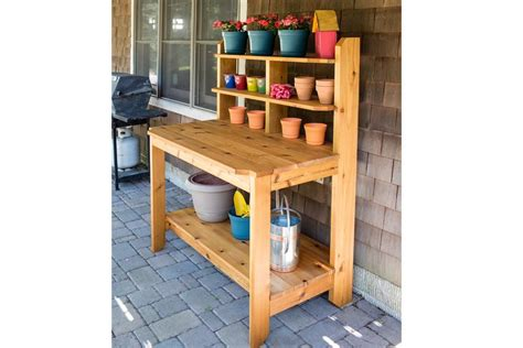 Kreg Potting Bench Plans