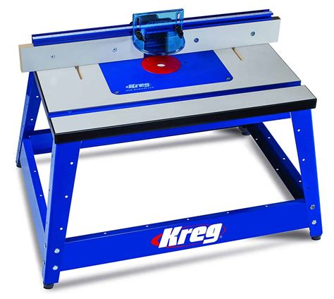 Kreg Router Table Top
