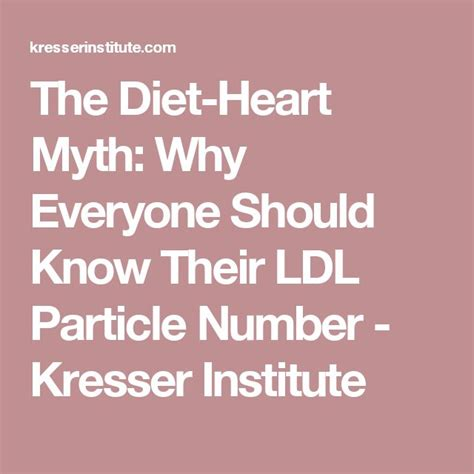 Kresser Diet Heart Myth Reviews