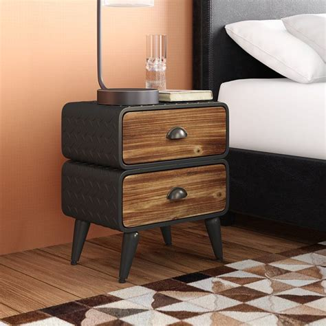 Krish Rounded 2 Drawer Chest