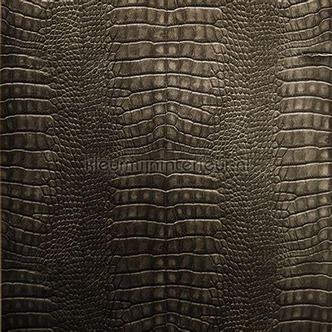 Krokodillen Behang