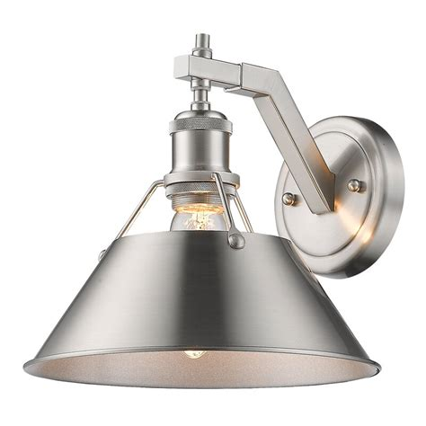 Kronos 1-Light Armed Sconce