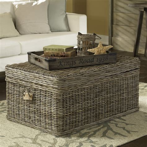 Kubu Coffee Table with Lift Top