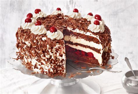 Kuchen Bilder Drucken  Kuchen Schwarzw Lder Kirsch Torte Nach Dane S Art