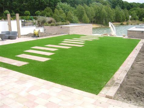 Kunstrasen Für Den Garten