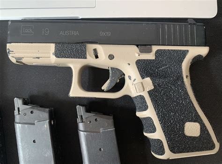 Gun-Shop Kwa Glock 19 Parts.