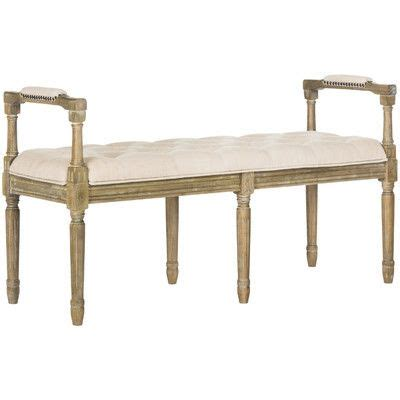 Laclair upholstered Bench
